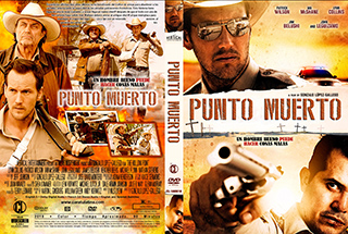 The Hollow Point - Punto Muerto - Cover DVD